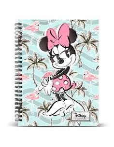 Cuaderno A4 Tropic Minnie Disney