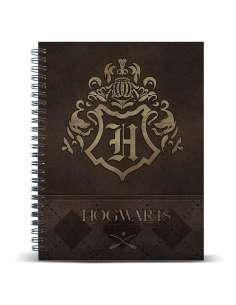 Cuaderno A5 Hogwarts Harry Potter