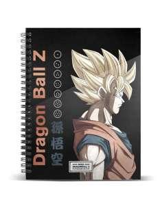 Cuaderno A4 Kakarot Dragon Ball