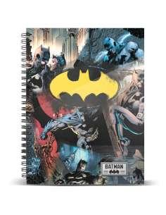 Cuaderno A5 Darkness Batman DC Comics