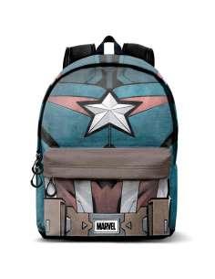 Mochila Chest Capitan America Marvel 45cm