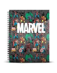Cuaderno A4 Brawl Marvel