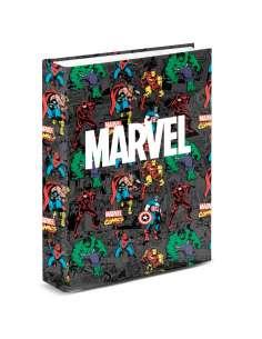 Carpeta A4 Brawl Marvel anillas
