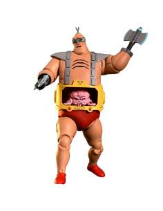 Figura Ultimate Krang Tortugas Ninja 23cm