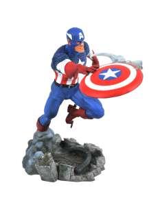 Estatua Capitan America Marvel Comic Gallery 25cm