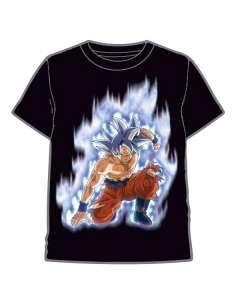 Camiseta Goku Ultra Instinct Dragon Ball Super infantil