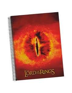 Cuaderno A5 Ojo Sauron El Senor de los Anillos