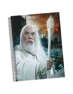 Cuaderno A5 Gandalf El Senor de los Anillos