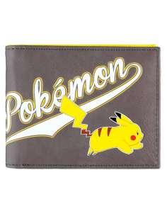 Cartera Pika Pokemon
