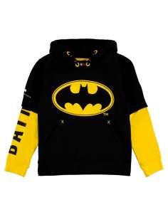 Sudadera kids Logo Batman DC Comics