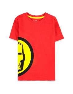 Camiseta kids Iron Man Marvel