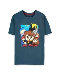 Camiseta kids Personajes Chibi Harry Potter
