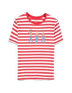 Camiseta mujer Donde esta Wally Universal
