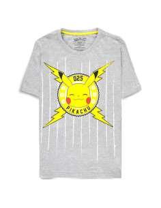 Camiseta Funny Pika Pokemon