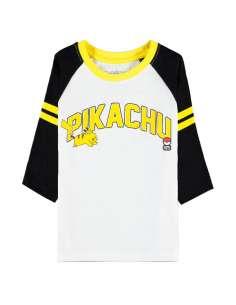 Camiseta kids Running Pika Pokemon