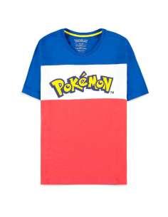 Camiseta The Logo Colour Pokemon