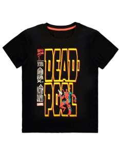 Camiseta The Circle Chase Deadpool Marvel
