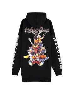 Vestido sudadera capucha Kingdom Family Kingdom Hearts Disney