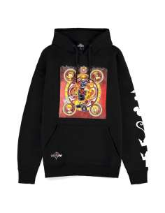 Sudadera capucha Icons Kingdom Hearts Disney