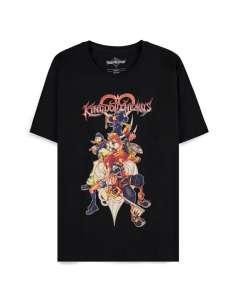 Camiseta Kingdom Family Kingdom Hearts Disney