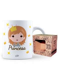 Taza Poderosa Bella Princesa