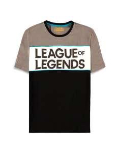 Camiseta Cut and Sew League Of Legends