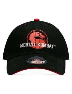 Gorra Finish Him Mortal Kombat
