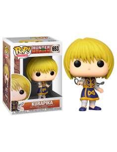 Figura POP Hunter x Hunter Kurapika