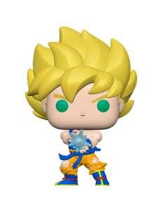 Figura POP Dragon Ball Z Serie 9 Super Saiyan Goku Kamehameha Wave
