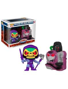Figura POP Masters Of The Universe Snake Mountain with Skeletor