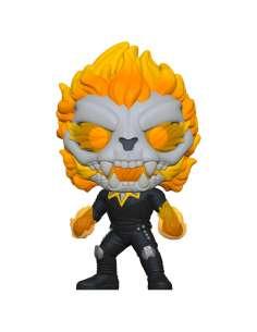 Figura POP Marvel Infinity Warps Ghost Panther