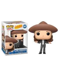 Figura POP Seinfeld Elaine in Sombrero