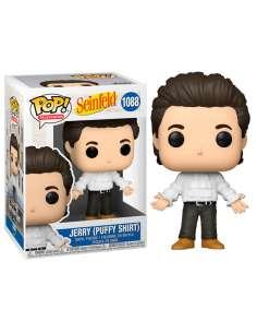 Figura POP Seinfeld Jerry with Puffy Shirt