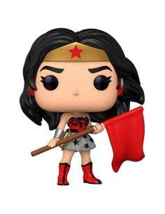 Figura POP DC Comics Wonder Woman 80th Wonder Woman Superman Red Son