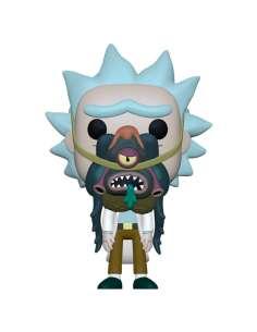 Figura POP Rick and Morty Rick with Glorzo