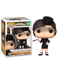 Figura POP Parks and Rec Janet Snakehole