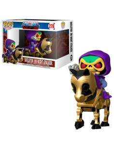 Figura POP Masters Of The Universe Skeletor with Night Stalker
