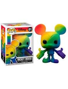 Figura POP Disney Pride Mickey Mouse Rainbow