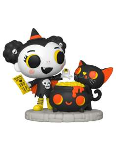 Figura POP Boo Hollow Serie 2 Deluxe Nina and Friends
