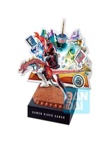 Figura Ichibansho Kamen Rider Kamen Rider Saber 20cm