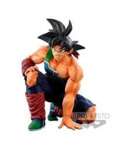 Figura The Bardock The Brush Dragon Ball Super Banpresto World Figure Colosseum 3 Super Master Stars Piece 17cm