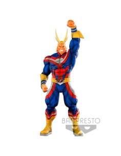 Figura All Might Brush Super Master Star Piece My Hero Academia 31cm