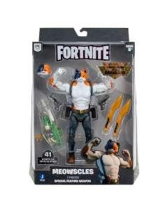 Figura Meowscles Legendary Series Oversized Fortnite 18cm