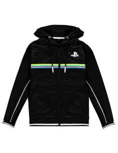Sudadera capucha Color Stripe PlayStation