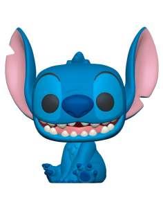 Figura POP Disney Lilo and Stitch Smiling Seated Stitch
