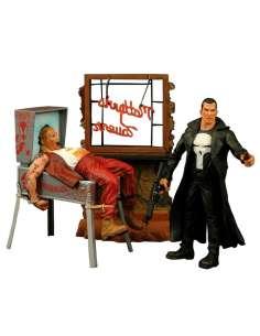 Figura Punisher Marvel Select 18cm