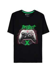 Camiseta Project Xbox