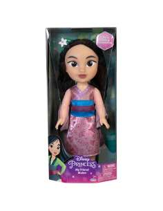 Muneca Mulan Disney 38cm