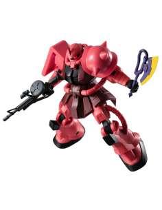 Figura MS 06S Chars Zaku II Mobile Suit Gundam 15cm