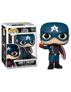 Figura POP Marvel The Falcon and the Winter Soldier John F Walker
